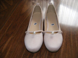 Suede Flat Shoes New