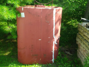 Furnace Oil Tank - 900 litre - Smoker - Burn Barrel - Used Oil