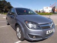 Vauxhall/Opel Astra 1.4i 16v 2010 SXi 74000 MILES