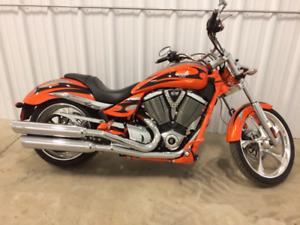 2014 Victory Vegas Jackpot Motorcycle