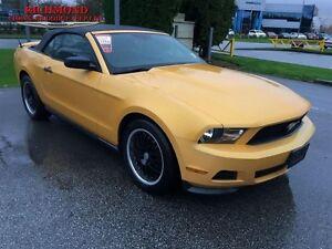 2012 Ford Mustang V6 Premium   - Fog Lights