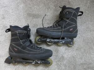 Rollerblade CY33 Inline Skates Mens Size 13