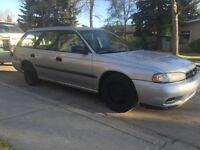 1999 Subaru Legacy Wagon 600! Obo