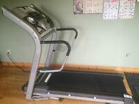 Horizon Treadmill CT83 - great shape. fan + ipod + many programs