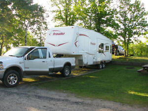 Reduced Price - 2007 Fleetwood Prowler 295 TSRL