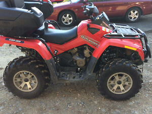 2006 can-am 800 outlander XT v twin