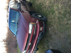 Chev trailblazer for sale