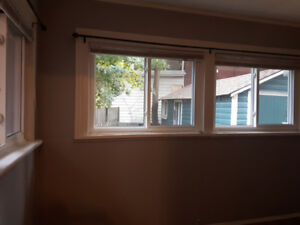 Available Nov 1. Cute and clean one bedroom in  quiet house