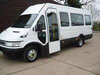 2005 IVECO DAILY MINI BUS COACH 93,000 MILES IDEAL CAMPER MOTORHOME CONVERSION