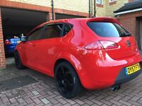 Seat Leon fr 2.0 turbo dsg full service history good condition