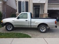 2001 Mazda B3000 Manual short cab