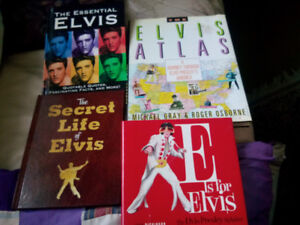 Elvis Book Collection