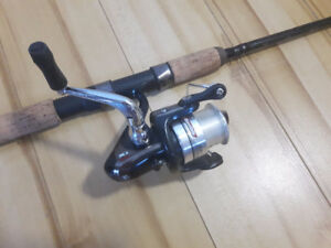 Rapala Fishing Rod And Reel