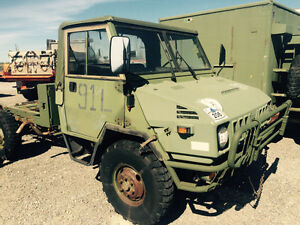 western star military truck