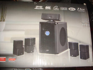 Home Theatre Sound System