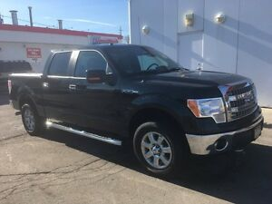 2014 Ford F-150 SuperCrew 4WD XLT Pickup Truck