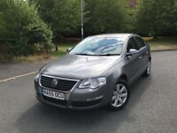 VOLKSWAGEN PASSAT SE TDi DIESEL --- SERVICE HISTORY --- LONG MOT --- FREE DELIVERY --- P/X WELCOME