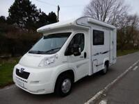 Compass Aventgarde 115 2008 2 Berth Rear Kitchen Motorhome For Sale Ref 14278