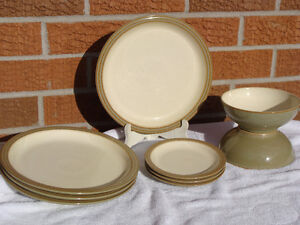 Vintage DENBY Stoneware  (ENGLAND) CAMELOT DISHES BOWLS London Ontario image 1