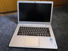 LENOVO ideapad 510S laptop SSD i7 8gb RAM FHD screen backlit keyboard