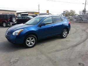 2008 Nissan Rogue  AWD  well equipped and priced to sell