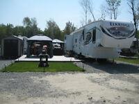 Baisse de prix pour vente rapide au Camping Atlantide