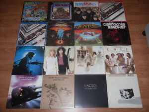 LPs  - rock, blues, jazz, prog, imports - new titles added