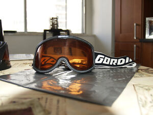 Gordinni Regulator ski motorcycle googles lunettes gd conditions