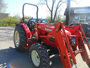 Branson Compact Tractor