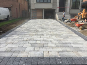 Interlocking, Landscaping, fence and Waterproofing