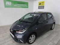 GREY TOYOTA AYGO 1.0 VVT-I X-PLAY ***FROM £121 PER MONTH***