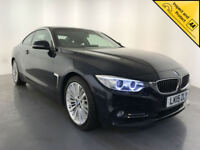 2015 BMW 420D LUXURY AUTOMATIC DIESEL1 OWNER SERVICE HISTORY FINANCE PX