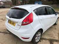 GOOD CREDIT CAR FINANCE AVAILABLE 2011 61 FORD FIESTA 1.6TDCi ECONETIC ZETEC