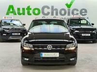 2018 Volkswagen Tiguan 2.0 SE NAV TDI BMT 4MOTION DSG 5d 148 BHP Auto Estate Die