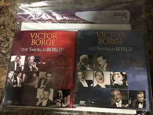 Victor Borge COLLECTORS EDITION