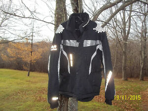 Women's/Men's 2-pc. Snowmobile Jacket and Pants (Ice Snow Rider)