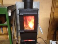 Woodburner wood burning stove log burner