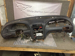 Various Mustang Interior Panels and Trim Parts NEW or USED Strathcona County Edmonton Area image 5