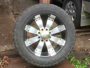 Nito-Grapler Tires and wheels Prince George British Columbia image 2