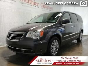 2016 Chrysler Town  Country Touring-L  - Heated Seats