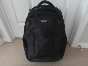 Targus Checkpoint-Friendly Corporate Traveler Backpack Briefcase