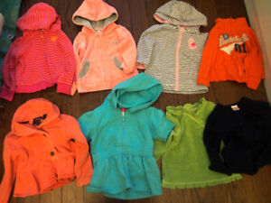 Toddler Girl Sweaters - $25