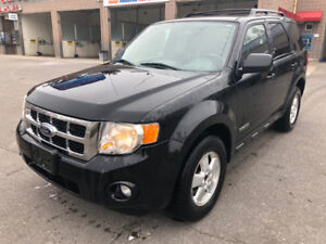 2008 Ford Escape AWD 4 Cylinders