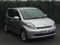2006 '06' Daihatsu Sirion 1.3 SE, 5 Door Hatchback, Petrol, High Spec.