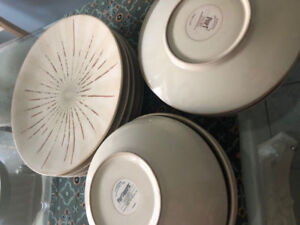 Beautiful Pier One Plates Set of 14