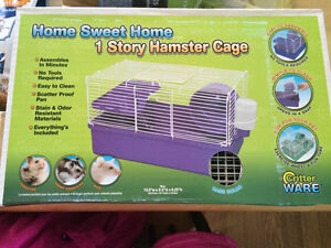 Hamster/mice accessories