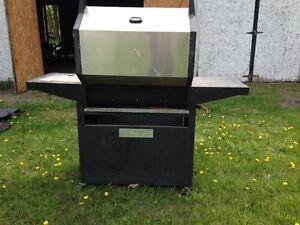 4 burner Tahoe Stainless steel barbecue