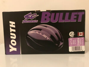 Youth Bike Helmet (6-7/8  to 7-1/4 inches)