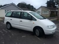 VW Sharan - 64k, 7 seater, 1 former keeper