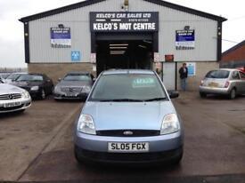 Ford Fiesta 1.4TD 2005.5MY Studio